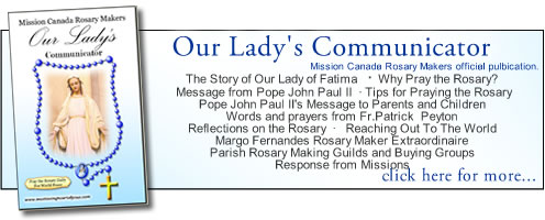 Our Lady's Communicator